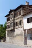 A Traditional Ottoman House from Safranbolu, Turkey — Stock Photo