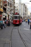 Taksim Istiklal Street — Stok fotoğraf