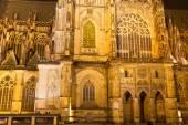 St. Vitus Cathedral, Prague, Czech Republic — Stock Photo
