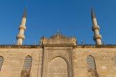 Eminönü nya moskén — Stockfoto