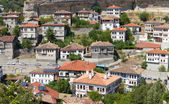 Traditional Ottoman Houses from Safranbolu, Turkey — Foto Stock