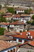 Traditional Ottoman Houses from Safranbolu, Turkey — Foto de Stock