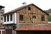 Traditional Turkish House from Safranbolu — Foto Stock