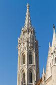 Matthias Church, Budapest, Hungary — Stock Photo