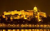 Budínský hrad, budapešť, maďarsko — ストック写真