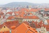 Cityscape of Prague, Czech Republic — Foto de Stock