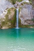 Ilica Waterfall, Pinarbasi, Kastamonu, Turkey — Stock Photo