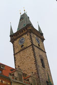 Old Town Hall, Prague, Czech Republic — Stock Photo