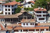 Traditional Ottoman Houses from Safranbolu, Turkey — Stockfoto