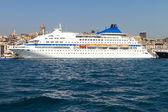 A Cruise in Istanbul — 图库照片