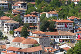 Traditional Ottoman Houses from Safranbolu, Turkey — Stock Photo