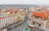 Cityscape of Prague, Czech Republic — Stockfoto