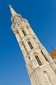 Matthias Church, Budapest, Hungary — Stock Photo