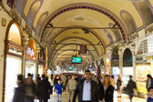 Großer basar, istanbul — Stockfoto