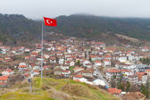 Tarakli Town from Sakarya, Turkey — ストック写真
