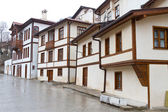 Old Traditional Buildings from Goynuk, Turkey — Stock fotografie