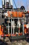 Compound Steam Engine — Stock Photo