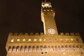 Palazzo Vecchio, Florence, Italy — Stock Photo