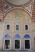 Exterior wall of Selimiye Mosque, Edirne, Turkey — Stock Photo