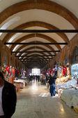 Selimiye Mosque Bazaar — Stock Photo