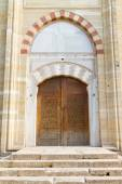 Selimiye Mosque Door — Stock Photo