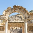 Temple of Hadrian in Ephesus, Turkey — Stock Photo #54762113