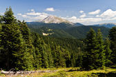 Ilgaz Mountains, Kastamonu, Turkey — Stock Photo