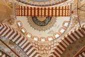 Interior view of Selimiye Mosque, Edirne, Turkey — Stock Photo