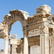 Temple of Hadrian in Ephesus, Turkey — Stock Photo #55928305