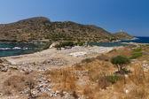Ruiny Knidos, Datça, Turkey — Zdjęcie stockowe