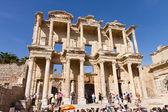 Biblioteca di celso di efeso, turchia — Foto Stock