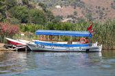 Boat tour in Dalyan — Foto de Stock