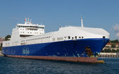 Roro Ship — Stock Photo