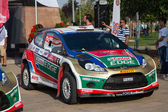 Avis Bosphorus Rally — Stockfoto