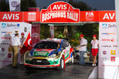 Avis Bosphorus Rally — Foto de Stock