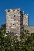Bodrum Castle — Stock Photo
