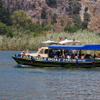 Boat tour in Dalyan — Stock Photo #60156937