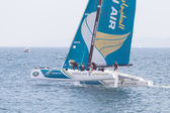 Extreme Sailing Series — ストック写真
