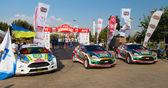Avis Bosphorus Rally — Stock Photo