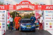 Avis Bosphorus Rally — Fotografia Stock