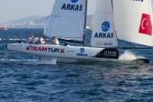 Extreme Sailing Series — Stock fotografie