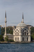 Dolmabahce Mosque — Foto de Stock
