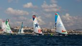 Extreme Sailing Series — Foto Stock