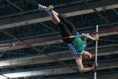 Friidrott rekordförsök tävlingar — Stockfoto