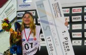 FIS Snowboard Big Air World Cup — Foto de Stock