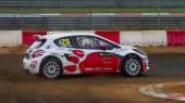 FIA World Rallycross Championship — 图库照片