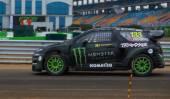 Fia Wereldkampioenschap Rallycross — Stockfoto