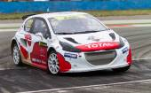 FIA World Rallycross Championship — Foto de Stock