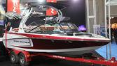 CNR Eurasia Boat Show — Stock Photo