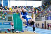 Balkan Athletics Indoor Championships — Foto de Stock